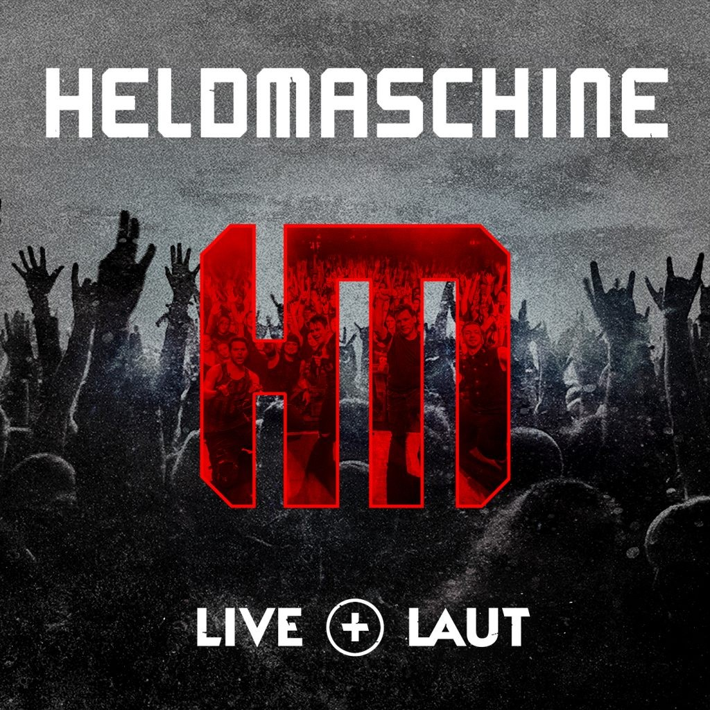 LIVE+LAUT CD – AVAILABLE FOR PREORDER NOW !